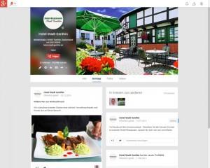 Hotel Restaurant Stadt Genthin