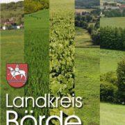 Freizeitkarte Landkreis Börde